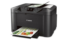 Canon - MAXIFY MB2320 Network-Ready Wireless All-In-One Printer