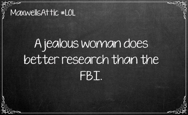 Jealous Women