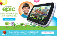 Leapfrog Epic Sweepstakes