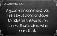 Men and Wine