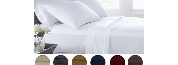Presidential Collection 1800 Series Egyptian Comfort Bed Sheet Set