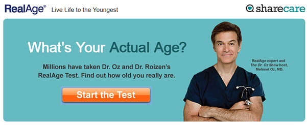 What is your real age