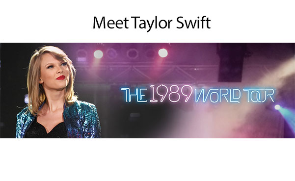 Meet Taylor Swift