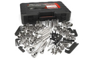Craftsman 230-Piece Silver Finish Standard and Metric Mechanic's Tool Set