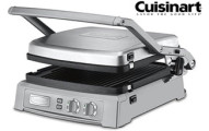 Cuisinart Griddler Deluxe Multi-Purpose Grill