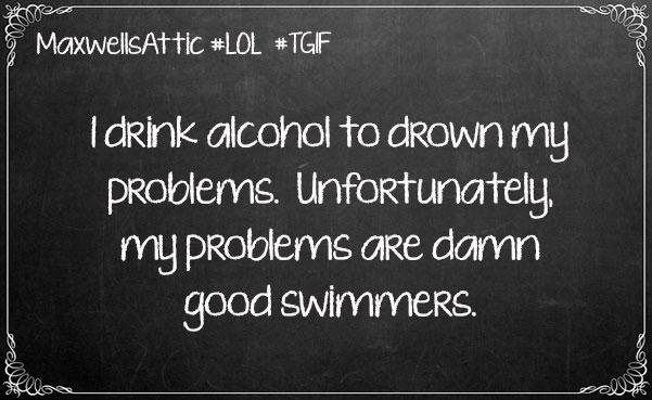 damn good swimmers