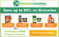 Grovery Coupon Network