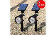 200 Lumens Solar Wall Lights