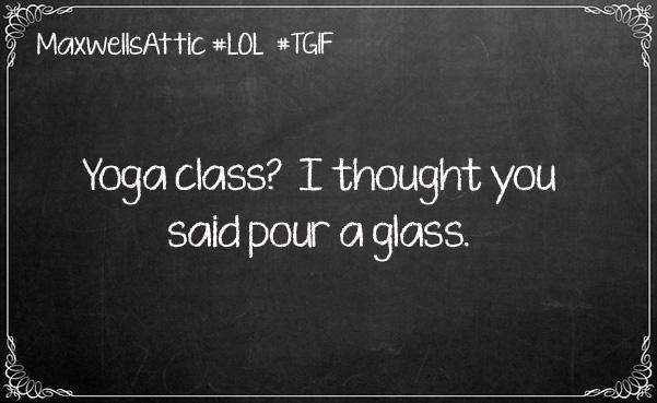 Pour A Glass