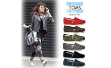 TOMS - Authentic Womens / Youth Canvas Classics