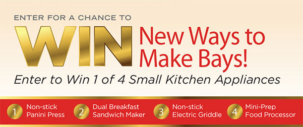 bays muffins sweepstakes