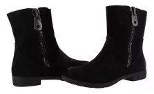 BCBGeneration Women's Rossy Genuine Leather Ankle Boots