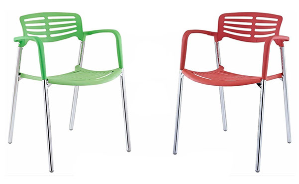 lexmod stacking chairs
