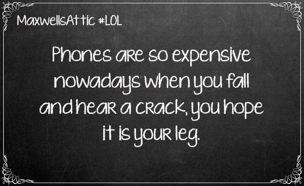 hear a crack