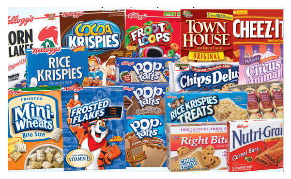 Get Free Kellogg's Products