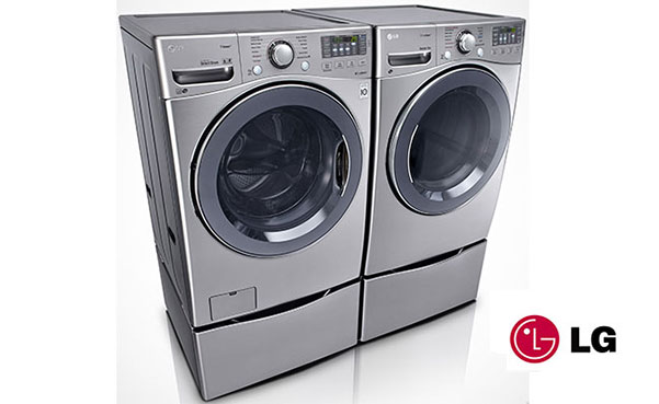 LG washing machine bundle