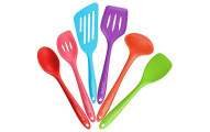 Lucentee 6-Piece Silicone Cooking Set