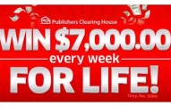 seven thousand dollars a week for life