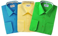 Berlioni French Cuff Shirts