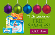 free samples of magic eraser