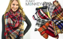 funky money scarves