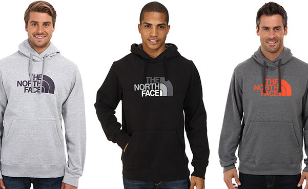 men's north face hoodie