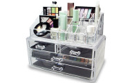 Acrylic Jewelry & Cosmetic Storage Display Box