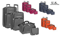 us travelers luggage set