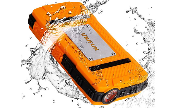 water proof power bank