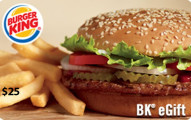 burger king gift cards