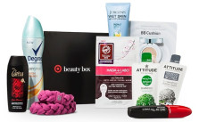 target renewal beauty box