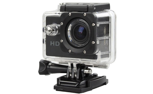 High-action-camera
