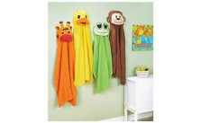 Animal Character Towels