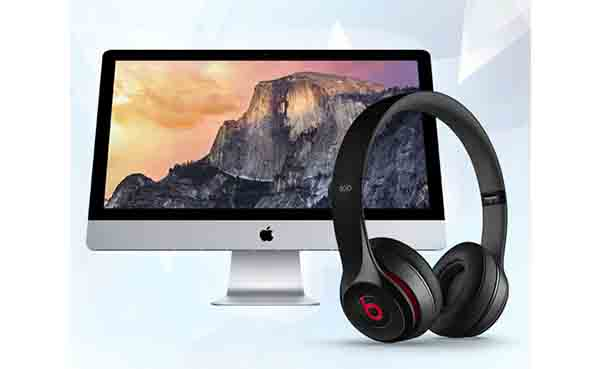 iMac PLUS Beats Headphone
