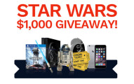 Win a Star Wars Giveaway