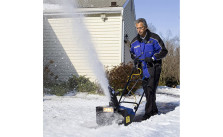 Amazon Snow thrower