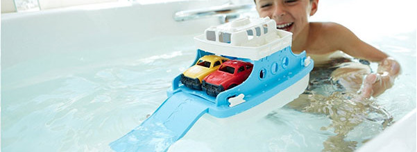 Amazon Toy boat