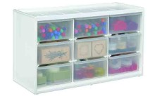 Art Bin Store-In-Drawer Cabinet