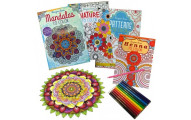 Deal genius Coloring books