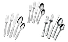 Groupon Flatware set