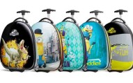 kids luggage