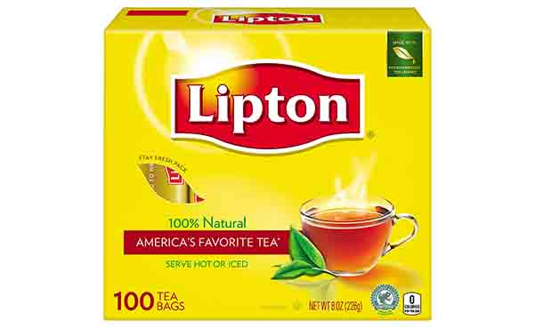 Lipton Tea Samples