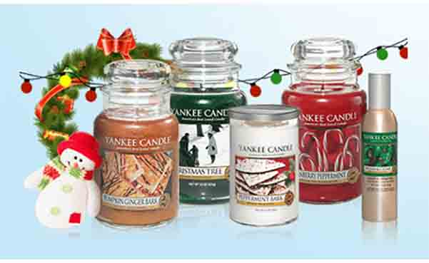 Yankee Candle Samples