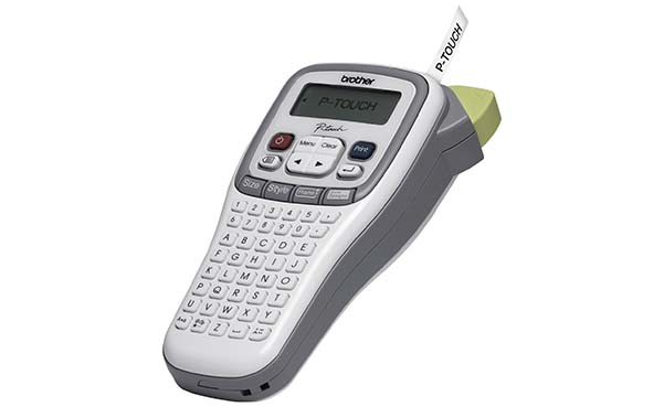 Brother P-touch Easy Hand-Held Label Maker