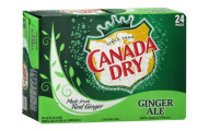 Free Ginger Ale
