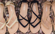 Jane Beautiful Thong Sandals