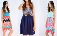 Jane Sleeveless Dresses