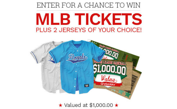 Win MLB Tickets