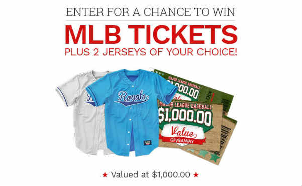 MLB Sweepstakes