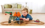 Fisher Price Thomas and Friends Wooden Railways Collection